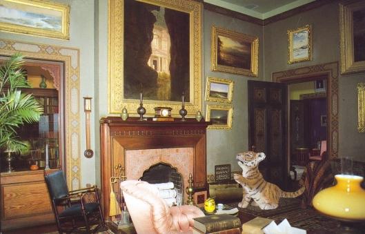 Tiger Cub at Olana
