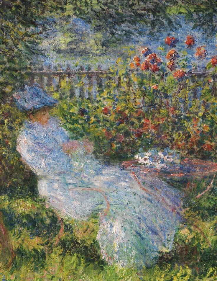 Sotheby S To Auction Three Remarkable Paintings By Claude Monet