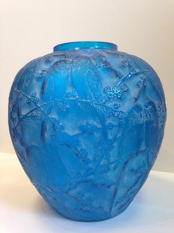 Vase Perruches Alainruong