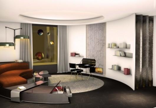 Le salon de lecture de Bismut & Bismut