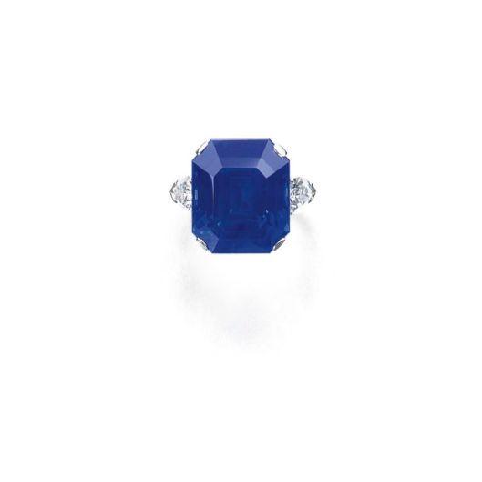 Sapphire- Ruby velvetty blue from Kashmir sells for world ...