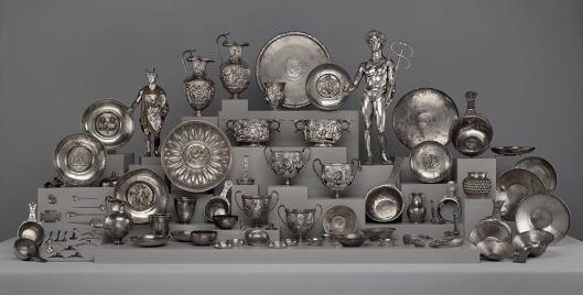 Berthouville Treasure: Large Group