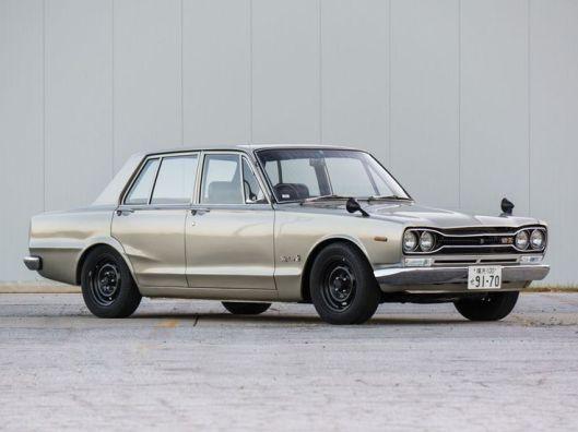 1970 Nissan Skyline 2000GT-R 'Hakosuka'