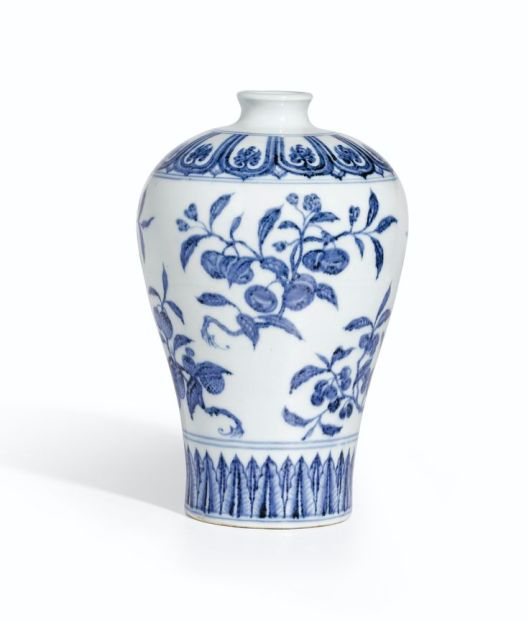 Top 12 Most Expensive Chinese Ceramics Sold At Sotheby S