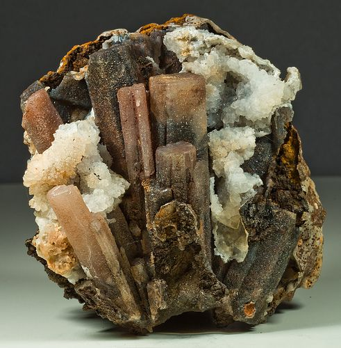 Agate Pseudomorph after Aragonite - Coyamito Norte, Chihuahua, Mexico