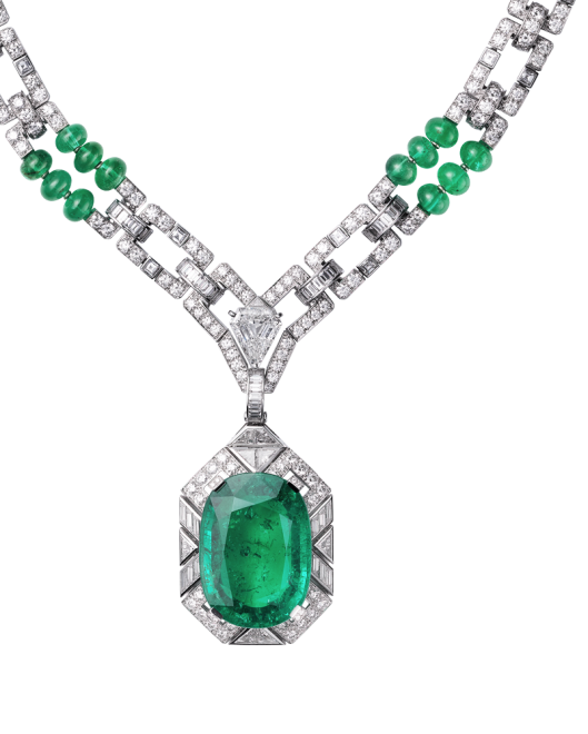 Cartier-Necklace