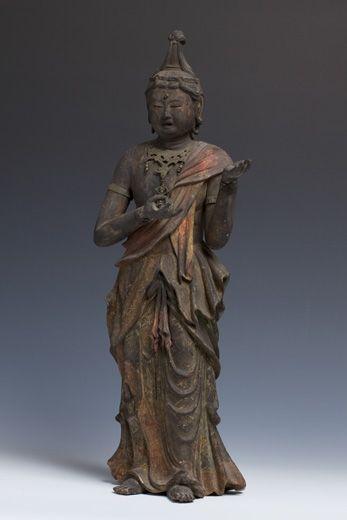 Kei School. Nikko Bosatsu. Japan, Nanbokucho Period (1336-1392