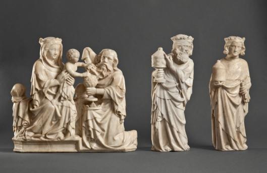 Museum Schnuetgen,Anbetung der Hl. 3 Koenige,Hochaltar,Köln,Inv.Nr. K210