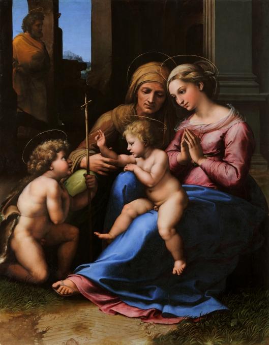 Madonna del Divino Amore - dopo il restauro IMG_5938